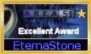 Area 51 Excellent Gold Award