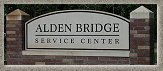 Alden Bridge Signage